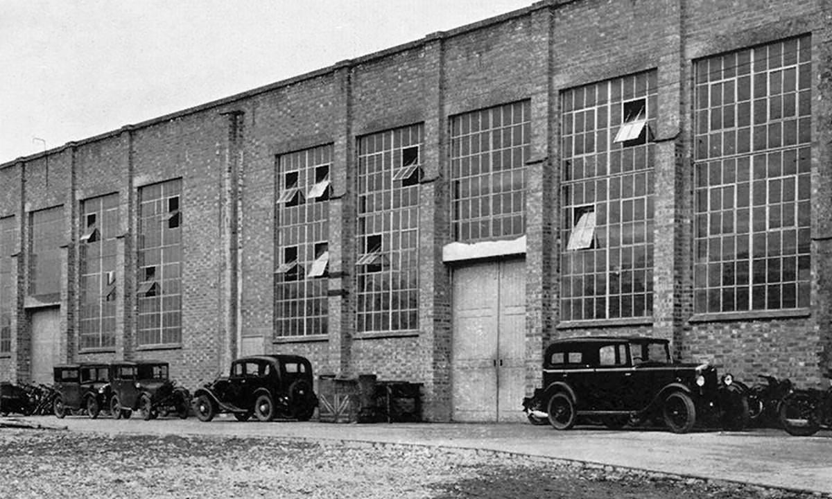 Gloucester-Aircraft-Works
